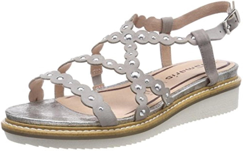 Tamaris 28204, Sandali con Cinturino alla Caviglia Donna Donna Donna | New Style  ecd3ca