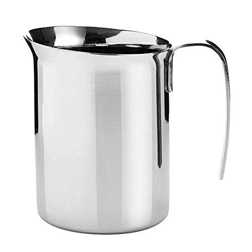 Bialetti 1803 elegance lattiera inox, 50 cl