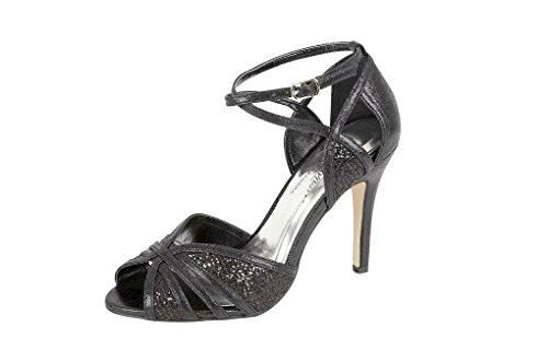 Ubershoes, Sandali donna Nero (nero)