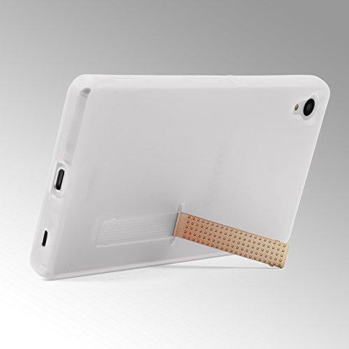Coque iPhone 7 Plus, Urcover Housse Étui [avec Support] Téléphone Smartphone TPU Souple Transparent Transparent Apple iPhone 7 Plus Case Transparent