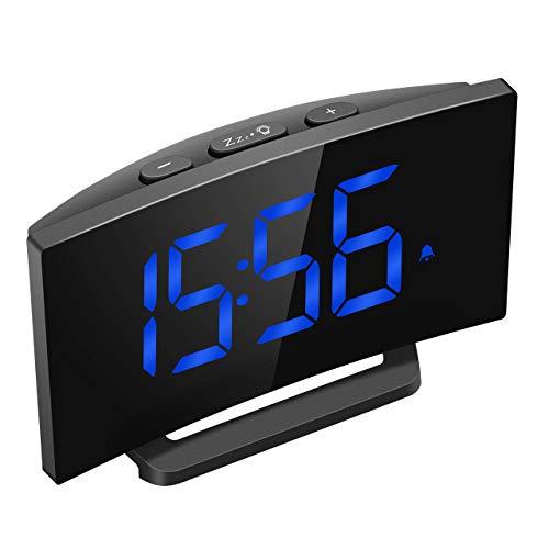 Mpow Reloj Despertador Digital