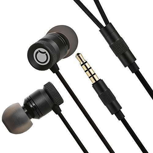 Auriculares In-Ear Estéreo Bajo Potente Manos Libre