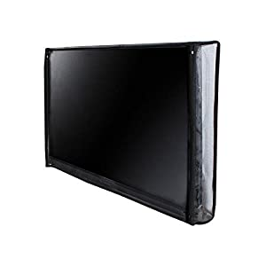 Dream Care Transparent PVC LED/LCD Television Cover For Sony 43 Inches Bravia KDL-43W800D Full HD LED 3D Smart TV
