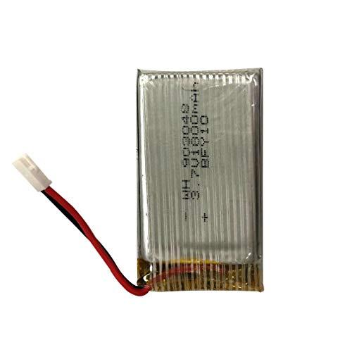 Preisvergleich Produktbild guoxuEE 3.7V 1800mAh Super Lange Lebensdauer Batterie für KY601S Fernbedienung Quadcopter-Schwarz