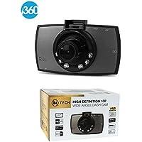 Intech Fotocamera da Cruscotto - Twin Cam Auto