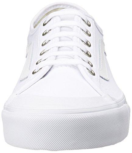 Vans Black Ball SF, Baskets Basses Homme White/white