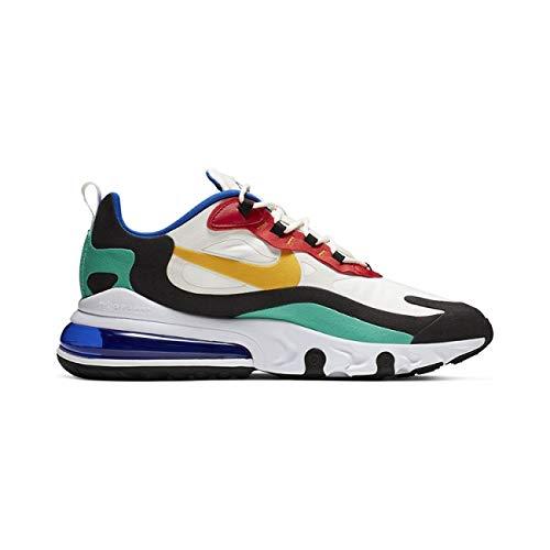 41L3eSwH1UL. SS500  - Nike Men's Air Max 270 React Running Shoe