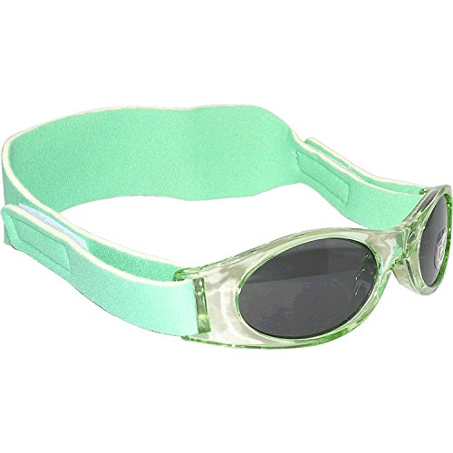 Edz Sunnyz - Lunettes de soleil - Bébé (garçon) 0 à 24 mois vert 0-2