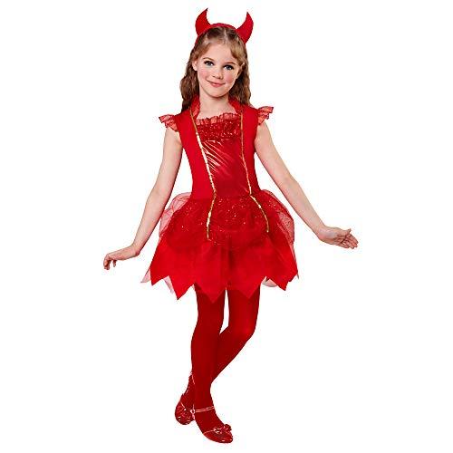 Widmann - Kinderkostüm - Engel Aus Der Hölle Kostüm