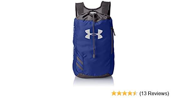 62e2ac399d0 Under Armour Unisex s UA Trance Sackpack, Royal, One Size  Amazon.co.uk   Sports   Outdoors