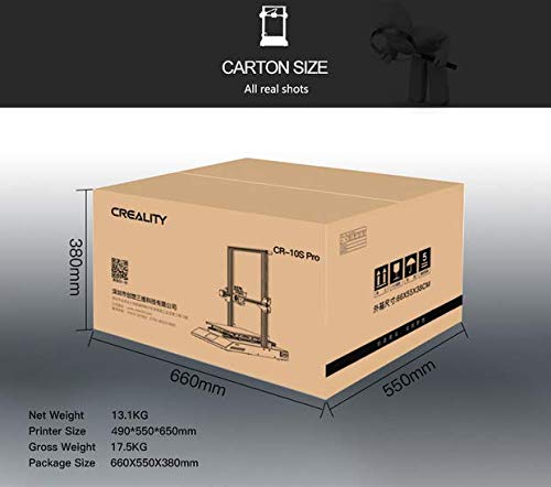 Creality 3D – CR-10S Pro - 2