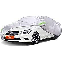 LXY1,Funda Coche Mercedes Benz CLA Series Cubierta gruesa a prueba de lluvia cubierta de