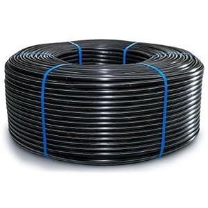 Pcriegos 02061-Tubería de Goteo 16mm Goteros Cada 33 cm Bobina de 400 Metros Turbulento