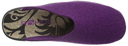 Rohde Vaasa-D, Sabots Femme Violet - Violett (amethyst 47)