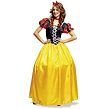My Other Me - Disfraz de Blancanieves, talla M-L (Viving Costumes MOM00785)