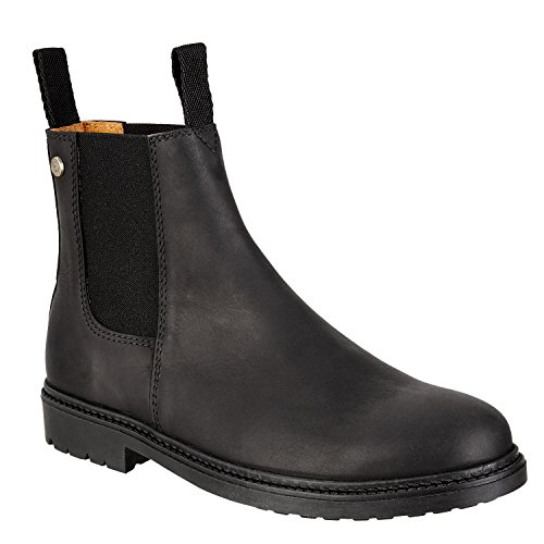 Chelsea Boot »NEW WORK« bequeme Stiefelette aus Rindsleder Made in Portugal | Reitschuh mit...