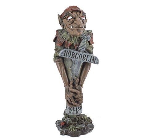 MASCARELLO 25,4cm Old Hexen Statue Collection, Garten Statue Yard Skulptur Wizard Hobgoblin GNOME Massaker Figur Outdoor Rasen Decor Home