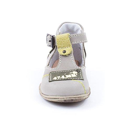 Sandales/Bottillons garçon JEU ICARUS beige - Little Mary Beige