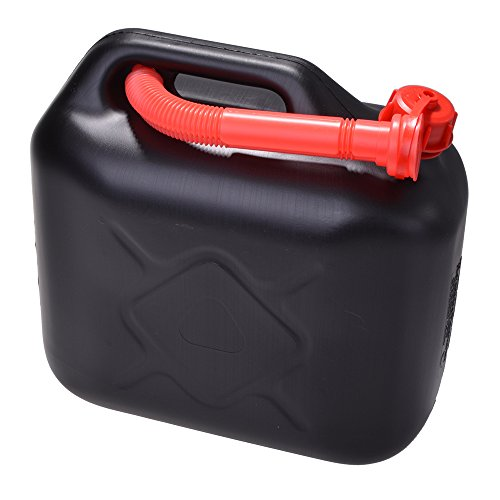 Filmer 38131 Benzinkanister 10 Liter, HDPE/UN