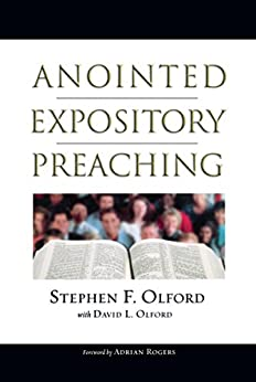 Anointed Expository Preaching di [Olford, David, Olford, Stephen]
