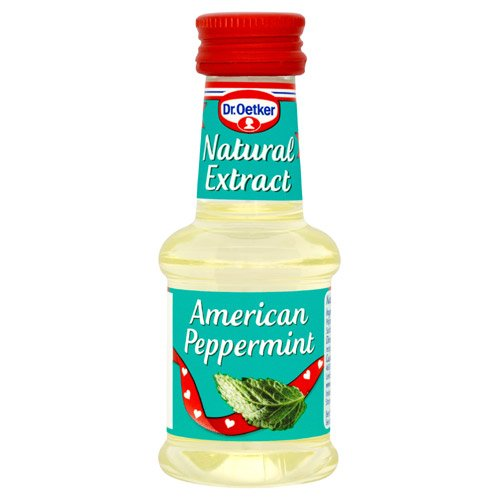Dr. Oetker - Natural Extract - American Peppermint - 35ml -