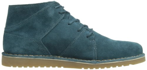 Boxfresh Charlz Suede, Baskets Basses homme Bleu - Hydro