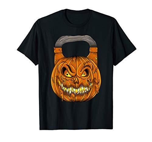 Kürbis Kettlebell T-Shirt ()