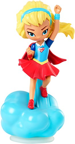 DC Super Hero Girls Supergirl Mini Figure 0887961379341
