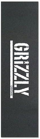 Grizzly Single Sheet Griptape Stamp Bear Cutout nero nero nero bianca by Grip Tape B01KH5B04W Parent | Nuovo 2019  | Liquidazione  | Abbiamo ricevuto lodi dai nostri clienti.  | Aspetto estetico  | Rifornimento Sufficiente  | Elevata Sicurezza  a38bf9
