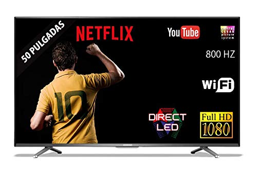 TELEVISOR 50' Smart TV INFINITON INTV 50´ STV Android TV