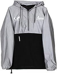 Agora Reflective Pullover Jacket
