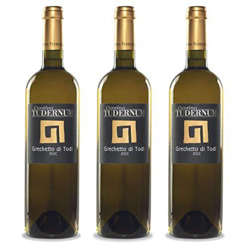 3 Bottiglie di Grechetto di Todi DOC