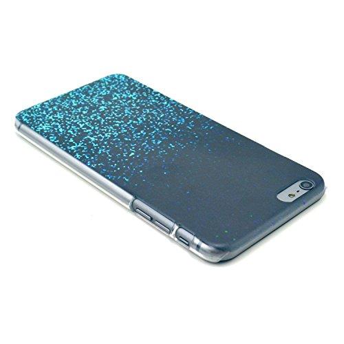 TIODIO® 4 en 1 Etuis Case Protecteur Hard Arrière Housse Coque Etui Case Cover pour Apple iphone 6S Plus /iPhone 6 Plus housse étui case cover, Stylus et Film protecteur inclus, B06 B37