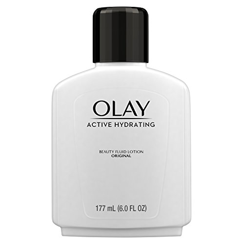 Olay Active Hydrating Beauty Fluid Original Lotion - Lot de 2