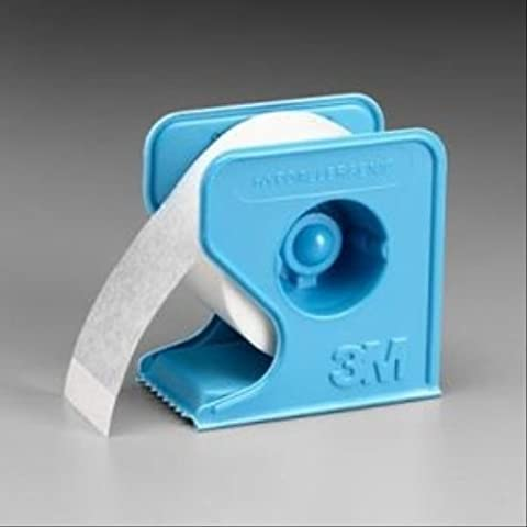 3M Micropore Tape with Dispenser - 1 x 10 yards - Each - MMM15351_EA by 3M