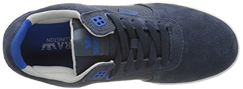 Supra Herren Ellington High-Top Blau (NAVY / GREY - WHITE 407)