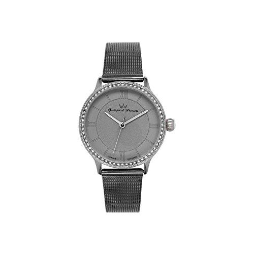 Orologio donna Yonger & Bresson grigia–DCC 095s-8cm