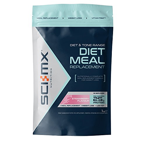 Sci-MX Nutrition Diet Pro Meal Strawberry, 1Kg