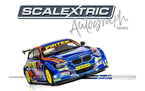 Scalextric C3914 Autograph Series BMW Series 1 NGTC