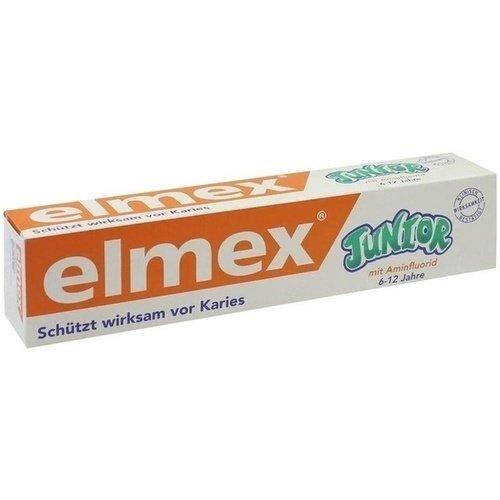 Elmex Junior Zahnpasta, 75 ml