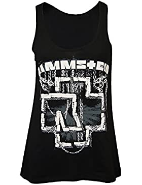 Rammstein - Camiseta sin mangas - para mujer