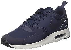 Nike Herren Air Max Vision PRM Laufschuhe, Blau (Indigo/Indigo/Off White/Black), 42 EU