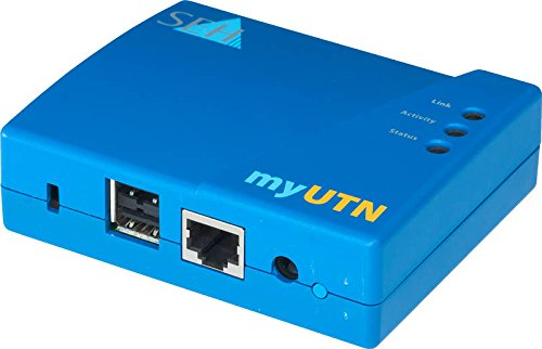 SEH myUTN-50a USB Device Server - Hi-Speed USB, Gigabit LAN