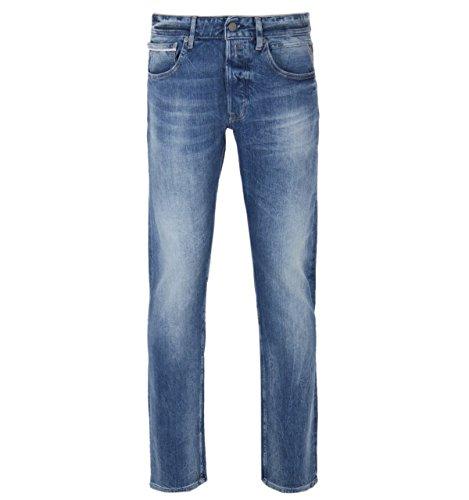 Replay Herren Straight Jeans Grover 009