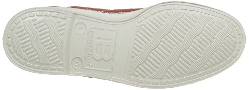 Bensimon F15004c158, Baskets Basses Femme Orange (746 Roux)