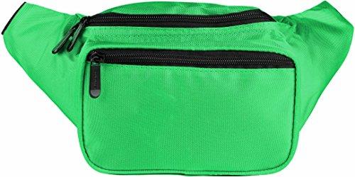 SoJourner Bags Gürteltasche Einheitsgröße einfarbig grün