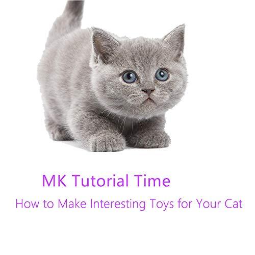 (MK Tutorial Zeit: Wie Man Spaß Macht Spielzeug zum Ihre Katze)
