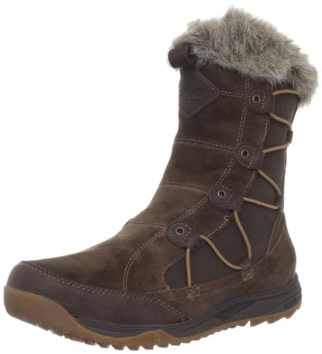 Teva Little Cloud Wp, Pluie et neige femme Marron (Dark Brown/Dkb)