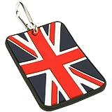 Union Jack - High Quality PVC Luggage Tag