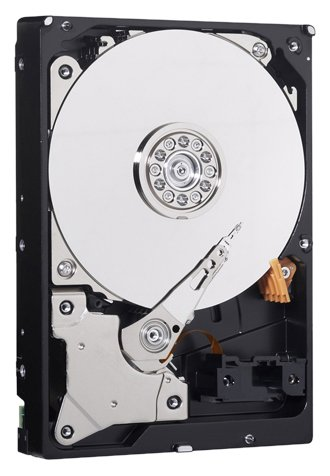 "Western Digital WD5000LPCX Disque dur interne 2,5"" 500 Go SATA III"